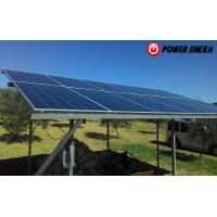 1 Hp Güneş Enerjili Tarımsal Sulama Sistemi