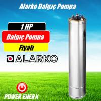 1 Hp (Beygir) Alarko Dalgıç Pompa Motor Fiyatı