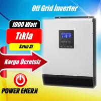 1 kVA Lexron 1000 Watt 12 Volt Tam Sinus Akıllı İnverter Fiyatı