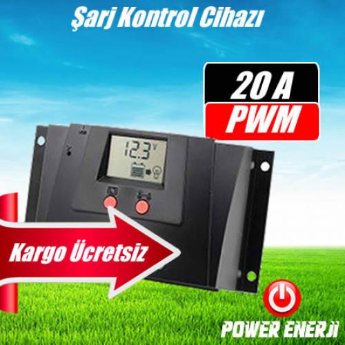 Güneş Paneli Akü Şarj Kontrol Cihazı 20 Amper Fiyatı