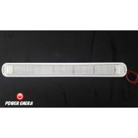 12V DC 40 watt (40W - 12v) Beyaz ŞEFFAF FLOURESANT LAMBA Fiyatı 12 VOLT LED FLORESAN ( 7108)