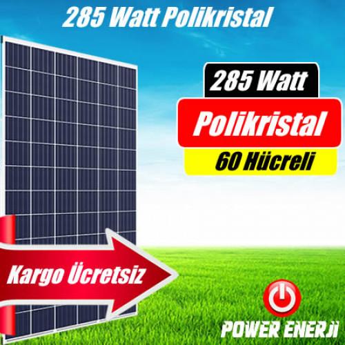 285 Watt Polikristal Lexron Güneş Paneli Fiyatı