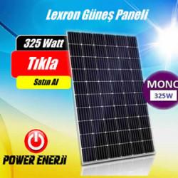 325 Watt Monokristal Güneş Paneli Fiyatı