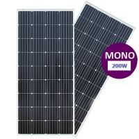 205 Watt Perc Monokristal (Yüksek Verimli) Güneş Paneli Fiyatı