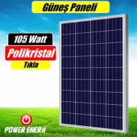 105 Watt Güneş Paneli Fiyatı