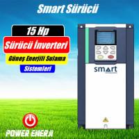 15 Hp (Beygir)  Pompa için Smart Güneş Enerjili Tarımsal Sulama Solar Pompa Sürücü İnverteri Fiyatları (Panosuz)