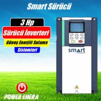 3 Hp Smart Güneş Enerjili Tarımsal Sulama Solar Pompa Sürücü İnverteri Fiyatları (Panosuz)