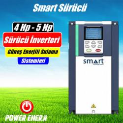 4 Hp - 5.5 Hp Pompalar için  Smart Güneş Enerjili Tarımsal Sulama Solar Pompa Sürücü İnverteri Fiyatları (Panosuz)