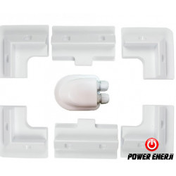Karavan Güneş Paneli Montaj Seti Fiyatı (7li) - Kablo Kapaklı