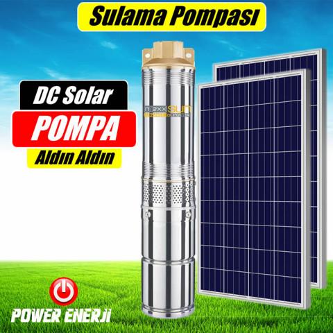 48 Volt Dc Solar Dalgıç Pompa Fiyatı