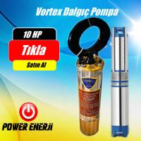10 Hp Beygir 7.5 Kw Vortex Dalgıç Pompa Fiyatı