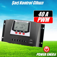 Güneş Paneli Akü Şarj Kontrol Cihazı 40 Amper Fiyatı