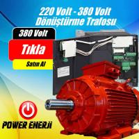 220 Volt 380 Volt Dönüştürücü Trafo (5)