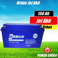 150 Ah Orbus Nano Jel Karbon Akü Özellikleri ve Fiyatı