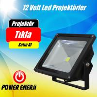 12 Volt Led Projektörler (9)