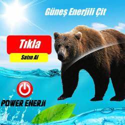 Güneş Enerjili Elektrikli Tel Çit - Ayı Kovucu - Domuz Çiti - Elektrikli Tel Fiyatı