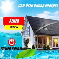 Çatı Üstü Güneş Enerjisi