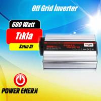600 Watt 12 Volt  Modifiye Sinüs İnverter Fiyatı