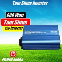 600 Watt 12 Volt Tam Sinüs İnverter Fiyatı