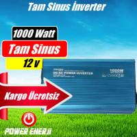 1000 Watt 12 Volt Tam Sinüs İnverter Fiyatı