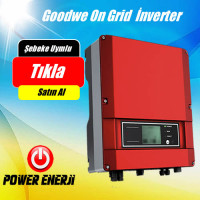 5 Kw Goodwe On Grid Hybrid (Hibrit) İnverter Fiyatı