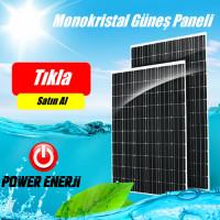 Monokristal Güneş Panelleri (9)