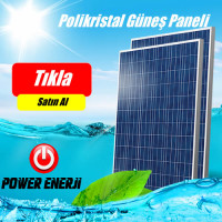 polikristal Güneş Paneli Fiyatı