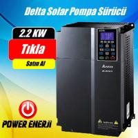 2.2 Kw Delta Solar Pompa Sürücü İnverteri Fiyatı