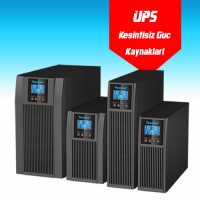 UPS Kesintisiz Güç Kaynakları