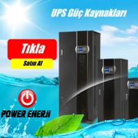 10 kVA On-line UPS, Tam Yükte 5 dk Besleme TESCOM