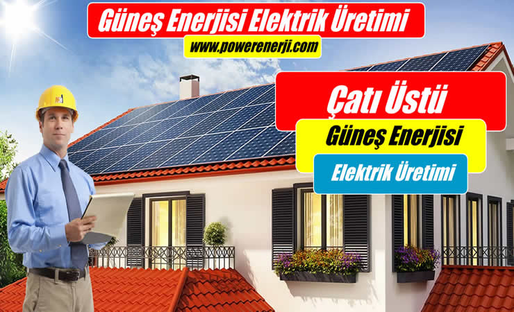 10 kW Güneş Enerjisi Kurulumu
