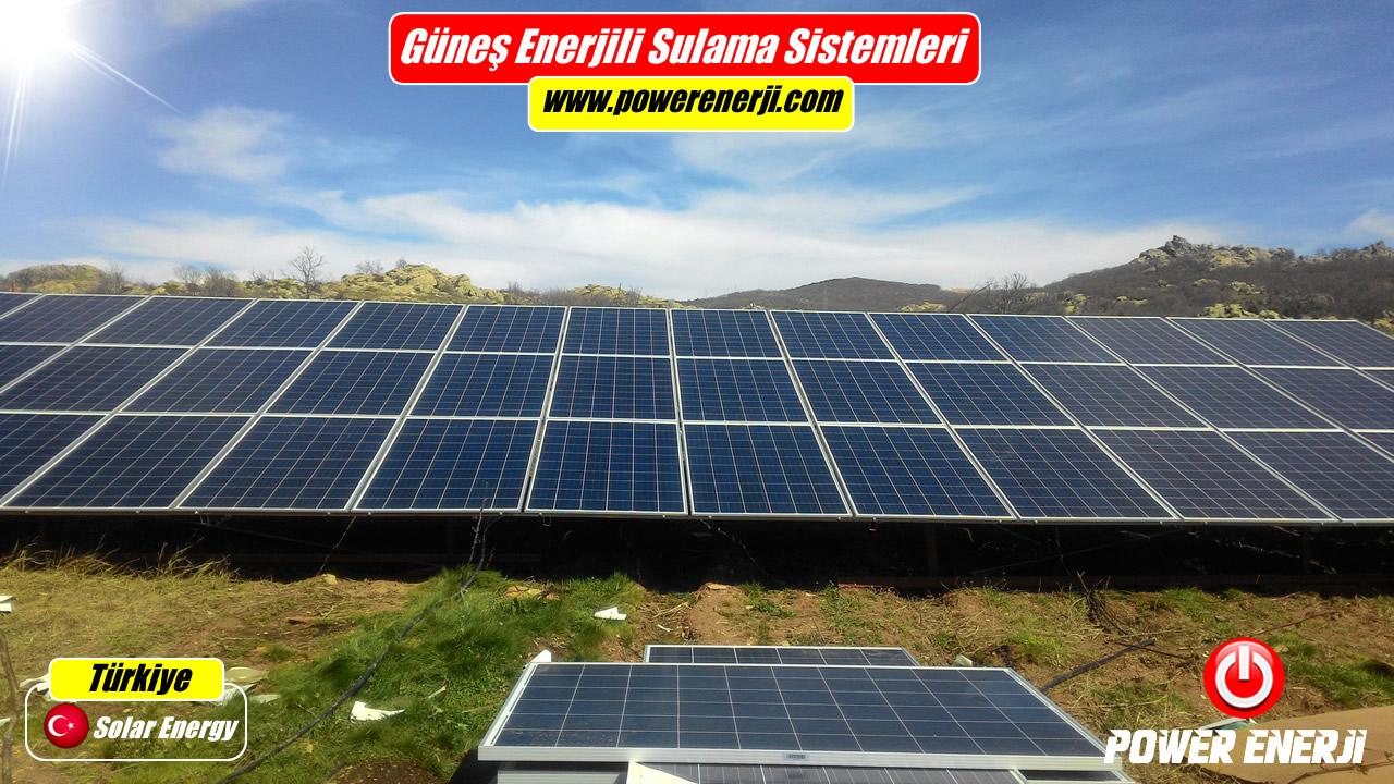 Güneş Enerjisi Sulama sistemleri fiyatları